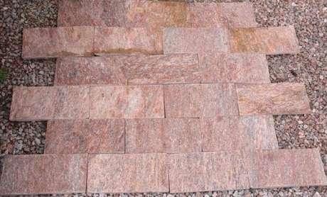 6. Modelo de pedra miracema rosa. Fonte: Pinterest
