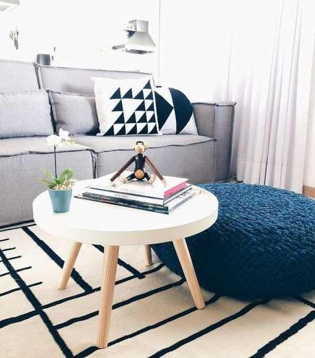 46. Móveis retrô para sala de estar – Projeto: Apartamento 2013