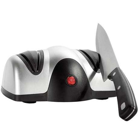 4. Além de bons tipos de facas, você precisa de bons amoladores. Foto: Casa Clique