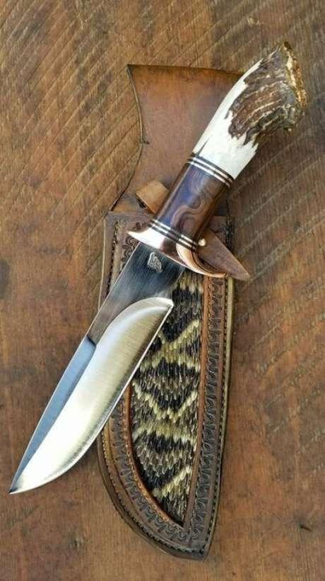 5. Alguns tipos de facas são excelentes amuletos. Foto: VK