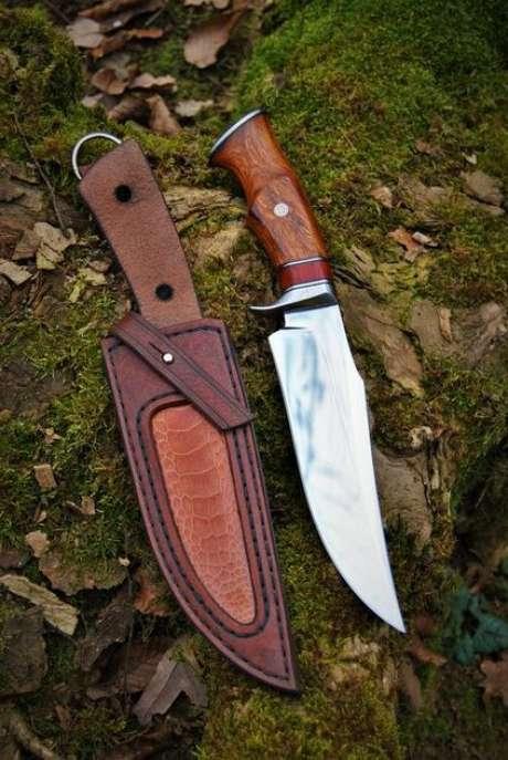 27. O design pode ser muito importante para alguns tipos de facas. Foto: Pelikan Knive