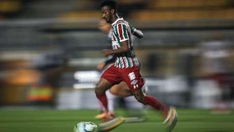 Orejuela tem contrato até dezembro e jogou pelo Tricolor em 2017 (Foto: Divulgação/Fluminense)