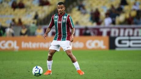 Allan foi o maior passador do Brasileirão 2019 (FOTO: LUCAS MERÇON/ FLUMINENSE F.C.)