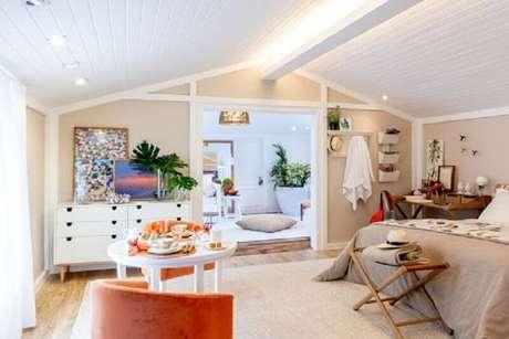 4. Decoração para quarto de praia – Foto: Quartos Etc