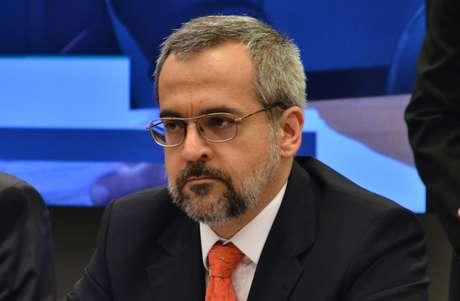 Abraham Weintraub, ministro da Educação.