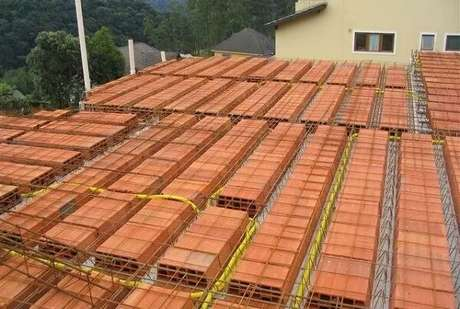 3. Espessura de laje pré-moldada. Fonte: Lajes Constrular