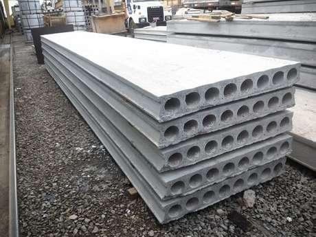 6. Parteda laje alveolar de concreto. Fonte: Pinterest