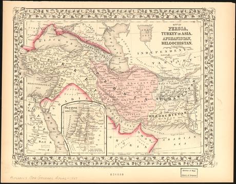 Irã chamava-se Pérsia até 1935