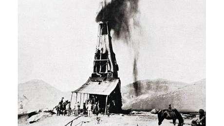 Petróleo foi descoberto no Irã pelos britânicos