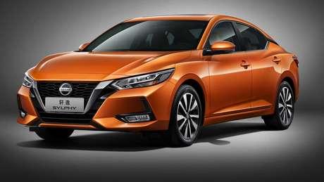 Nissan Shylphy: ataque ao líder com a nova geração.