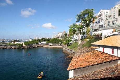 Museu de Arte Moderna da Bahia, no Solar do Unhão, em Salvador