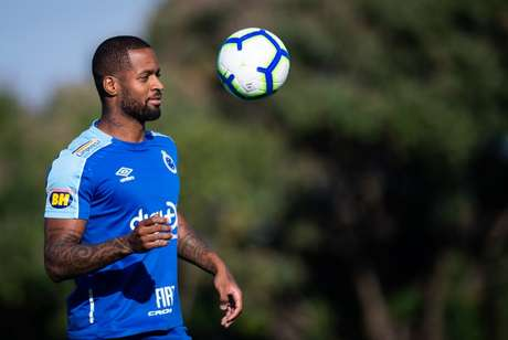 Dedé foi liberado pelo Cruzeiro para ouvir propostas de outras equipes (Foto:Bruno Haddad/Cruzeiro)