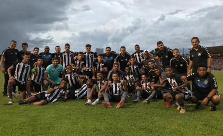 (Foto: Reprodução/ Botafogo)
