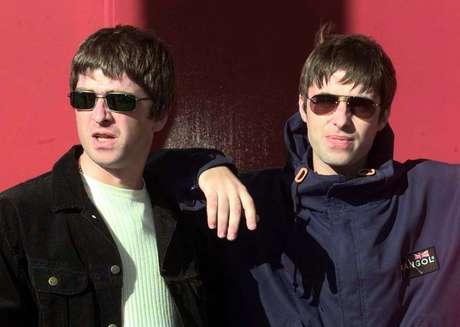 Noel e Liam Gallagher, ex-integrantes do Oasis