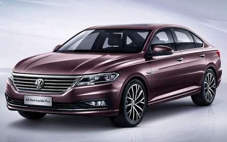 Volkswagen Lavida: mais de 464 mil vendas na China até novembro.