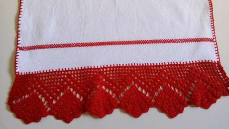 20. Bico de crochê grande. Foto de Arte aos 4 Ventos