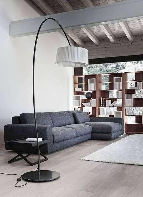 27. O melhor sofá para a sua casa é aquele que melhor se encaixa no seu estilo de decoração – Foto: Yandex