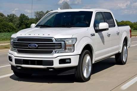 Ford F-Series: liderança confirmada nos EUA, com 896,5 mil vendas em 2019.