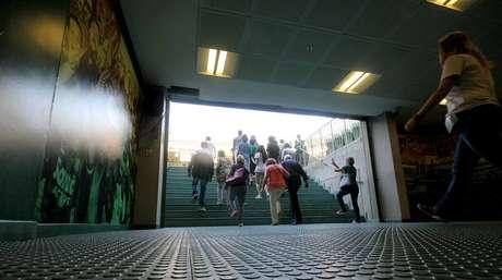 Casa do Palmeiras registra um crescimento de aproximadamente 20% no número de visitantes durante as férias