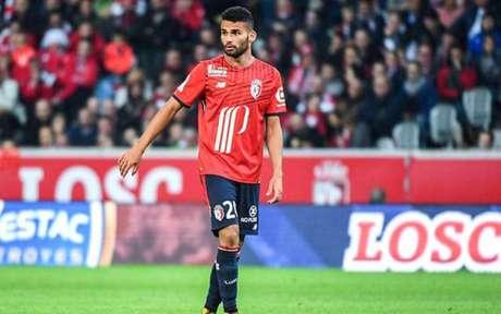 Thiago Maia não conseguiu firmar-se no Lille, da França (Foto:Reprodução)