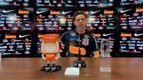 Preparador físico do Corinthians comentou sobre a preparação da equipe (Foto:Reprodução)