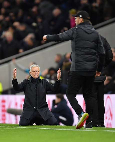 Mourinho rende-se ao melhor futebol do Liverpool