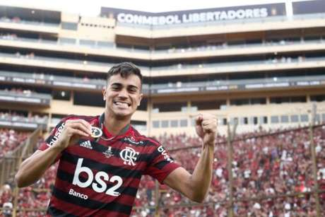 Reinier marcou três gols no Campeonato Brasileiro. (Foto: Reprodução/Twitter Reinier)