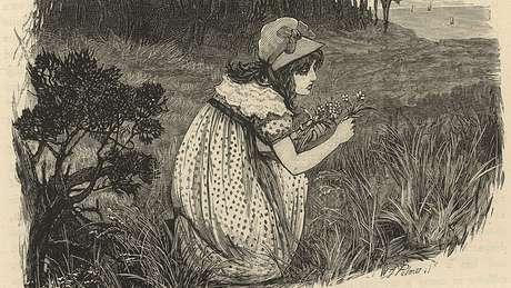 Mary cresceu na Escócia, onde teve muito contato com a natureza