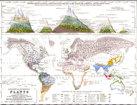 Mary também publicou trabalhos sobre geografia