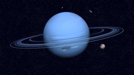 A análise que Mary Somerville fez sobre os desvios na órbita de Urano foi a origem da investigação do astrônomo John Couch Adams que levou à descoberta de Netuno em 1846 por Johann Galle e Urbain Le Verrier