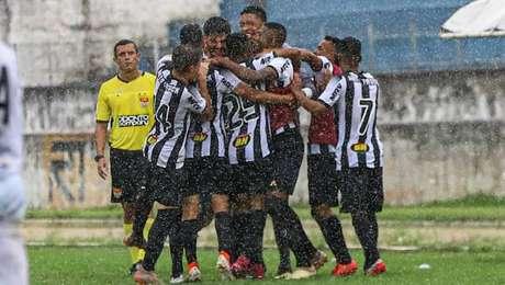 Atlético-MG goleia o ABC por 4 a 0 e se classifica à 3ª fase da Copa São Paulo.