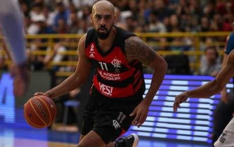 Flamengo é favorito a levar o título da competição (Foto: Divulgação NBB)