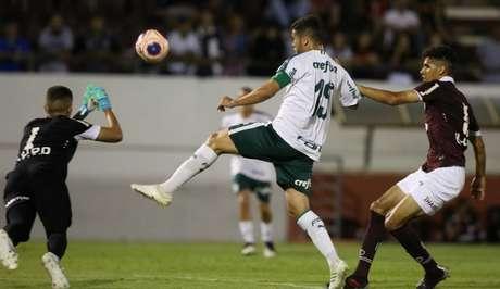 O Palmeiras foi o segundo colocado na chave, mas avançou (Foto: Cesar Greco)