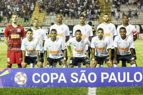 Timãozinho enfrentará o Juventude na Copa São Paulo (Foto: Rodrigo Gazzanel/Agência Corinthians)