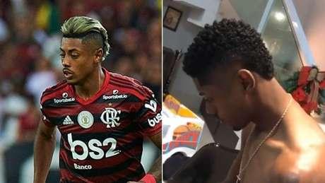 """Após deixar cabelo de """"Oto patamá"""", BH27 muda de estilo para a temporada de 2020 (Reprodução/ Instagram)"""