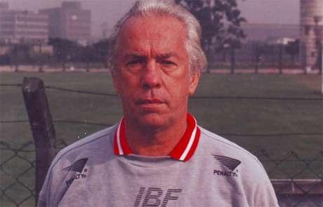 Valdir Joaquim de Morais nos tempos de São Paulo - FOTO: Divulgação/São Paulo FC