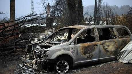 A onda de incêndios florestais consumiu milhares de hectares e matou 27 pessoas na Austrália desde setembro