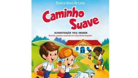 Entre a década de 50 e os anos 90, estima-se que mais de 48 milhões de brasileiros tenham aprendido a ler seguindo as frases simples da cartilha Caminho Suave