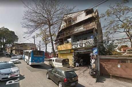 Rua Zike Tuma: atropelamento matou menino de quatro anos