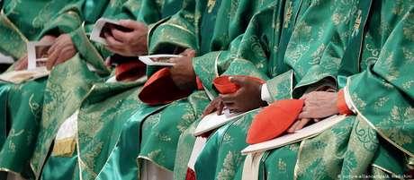 Bispos que participaram do Sínodo da Amazônia em outubro de 2019 recomendaram ordenação de homens casados
