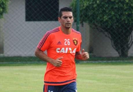 Sport foi condenado por dívida com González, que atuou no clube em 2016 (Foto: Divulgação / Williams Aguiar/ Sport)