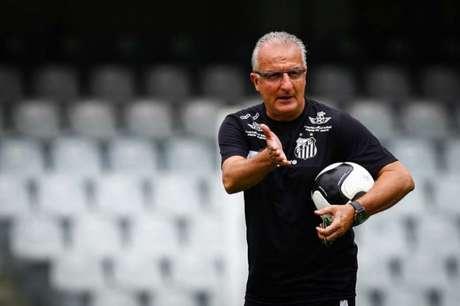 Pelo Santos, Dorival Júnior trabalhou com Thiago Maia, novo reforço do Flamengo (Foto: Oficial Flikcr/Santos)