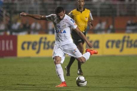 Thiago Maia foi revelado pelo Santos (Ivan Storti)