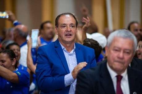 Saulo Fróes comanda o conselho gestor do Cruzeiro e busca soluções para a Raposa na maior crise de sua história- (Divulgação/Cruzeiro)