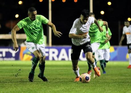 O Corinthians está nas oitavas de final da Copinha (Foto: Divulgação/Rodrigo Gazzanel)