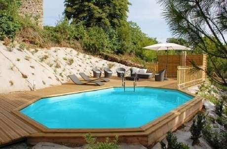 5. Modelo de piscina de fibra de vidro – Foto: Habitissimo.com