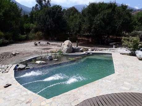 9. Modelo de piscina natural – Foto: Habitissimo.com