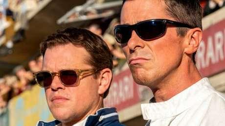 Estrelado por Matt Damon e Christian Bale, 'Ford vs. Ferrari' é um dos indicados a melhor filme na 92ª edição do Oscar