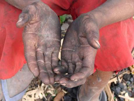Imagem meramente ilustrativa de operação contra trabalho escravo