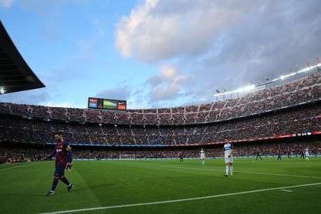 Estádio Camp Nou, do Barcelona 21/12/2019 REUTERS/Albert Gea